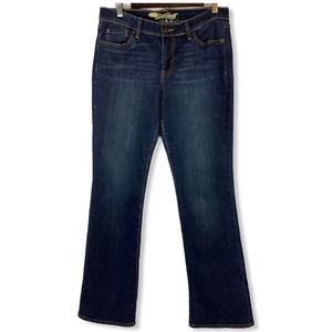 Old Navy The Sweetheart Bootcut Jeans Sz 8 Short